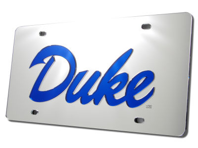 Duke Blue Devils NCAA License Plates & Frames | lids.com