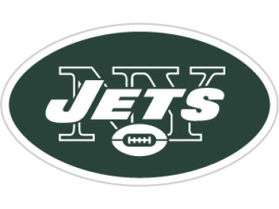 New York Jets 12in Car Magnet