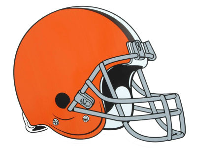 Cleveland Browns 8in Car Magnet
