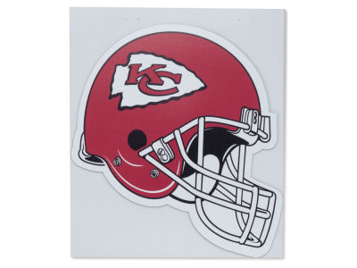 Kansas City Chiefs 8in Car Magnet