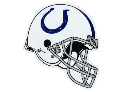 Indianapolis Colts 8in Car Magnet
