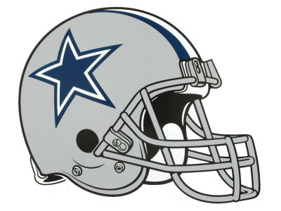 Dallas Cowboys 8in Car Magnet