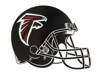 Atlanta Falcons 8in Car Magnet