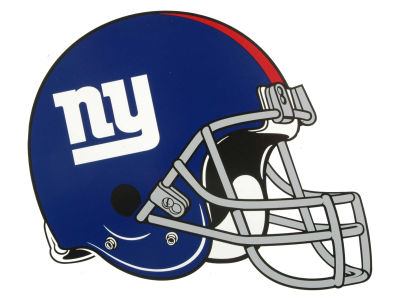 New York Giants 8in Car Magnet