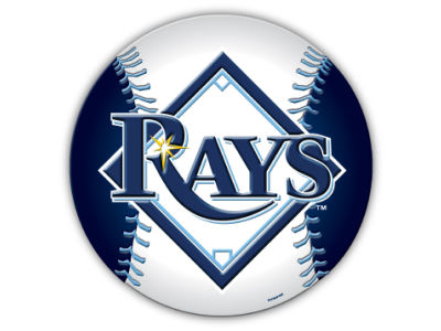 Tampa Bay Rays 8in Car Magnet