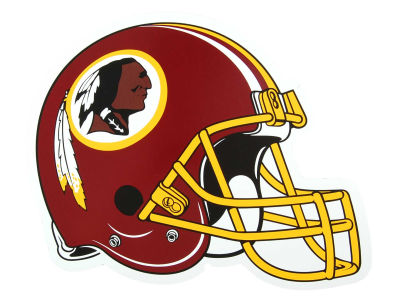 Washington Redskins 8in Car Magnet