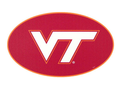 Virginia Tech Hokies 8in Car Magnet