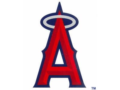 Los Angeles Angels Static Cling Decal