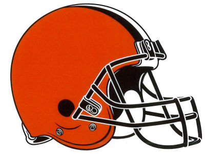 Cleveland Browns Static Cling Decal