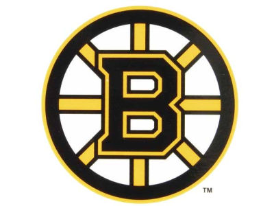 Boston Bruins Static Cling Decal