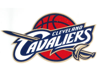 Cleveland Cavaliers Static Cling Decal