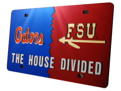 Florida Gators Rico Industries House Divided Laser Tag
