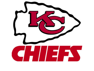Kansas City Chiefs Static Cling Decal