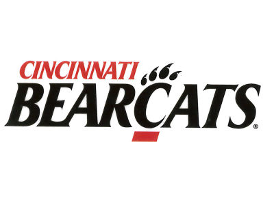 Cincinnati Bearcats Static Cling Decal