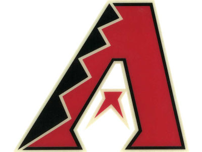 Arizona Diamondbacks Static Cling Decal