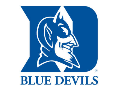 Duke Blue Devils Static Cling Decal