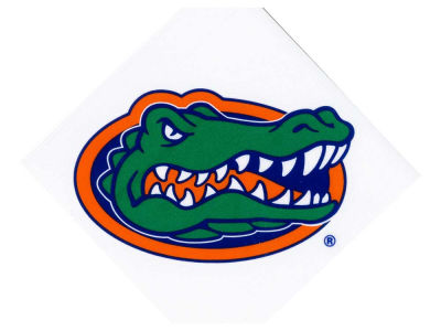 Florida Gators Static Cling Decal