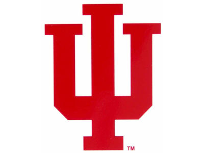 Indiana Hoosiers Static Cling Decal