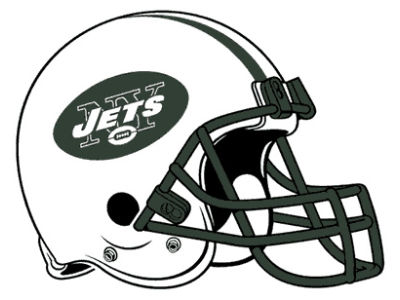 New York Jets Static Cling Decal
