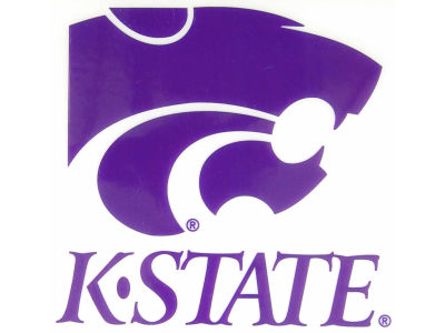 Kansas State Wildcats Static Cling Decal