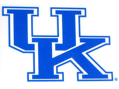 Kentucky Wildcats Static Cling Decal