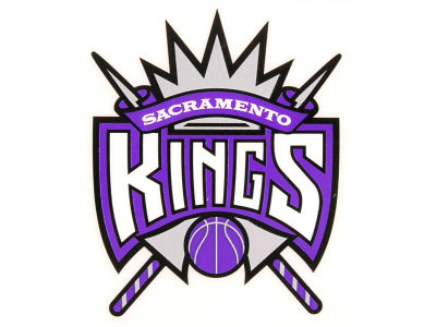 Sacramento Kings Static Cling Decal