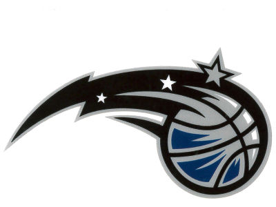 Orlando Magic Static Cling Decal