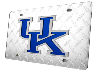 Kentucky Wildcats Diamond Acrylic Laser Tag