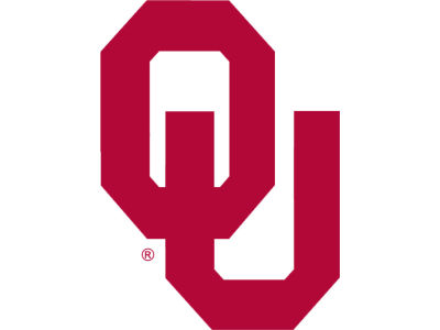 Oklahoma Sooners Static Cling Decal