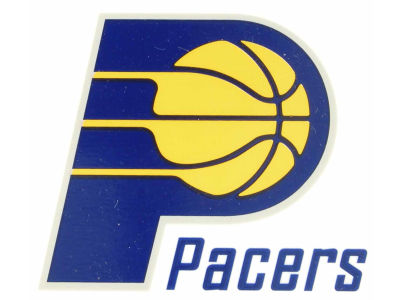 Indiana Pacers Static Cling Decal