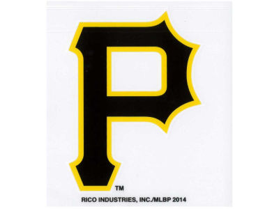 Pittsburgh Pirates Static Cling Decal