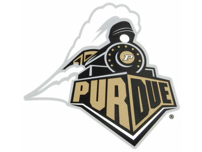 Purdue Boilermakers Static Cling Decal