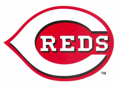 Cincinnati Reds Static Cling Decal
