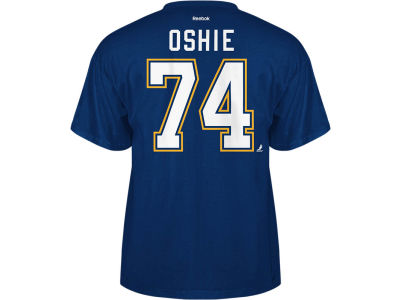St. Louis Blues TJ Oshie Reebok NHL Men's Player T-Shirt