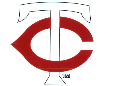 Minnesota Twins Static Cling Decal