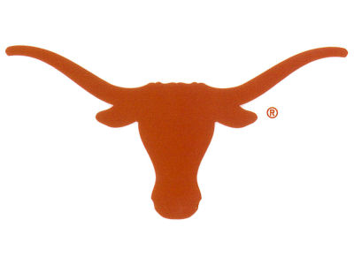 Texas Longhorns Static Cling Decal
