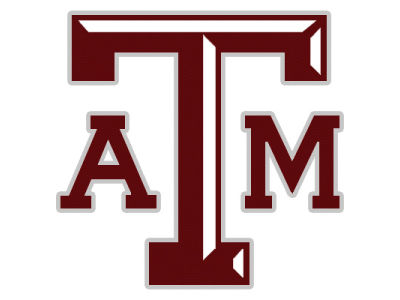 Texas A&M Aggies Static Cling Decal