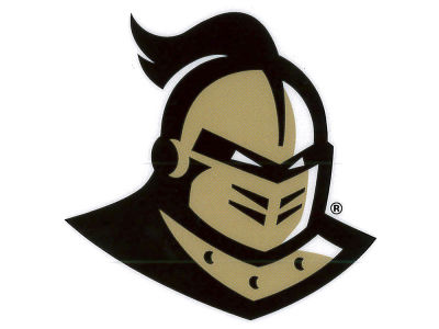 University of Central Florida Knights Static Cling Decal