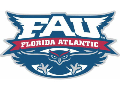 Florida Atlantic Owls Vinyl Decal