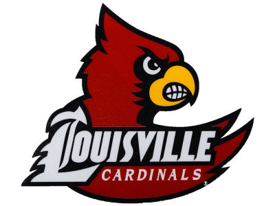 Louisville Cardinals Vinyl Decal
