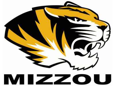 Missouri Tigers Vinyl Decal