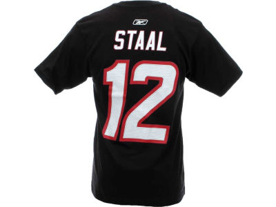 Carolina Hurricanes Eric Staal Reebok NHL Men's Player T-Shirt