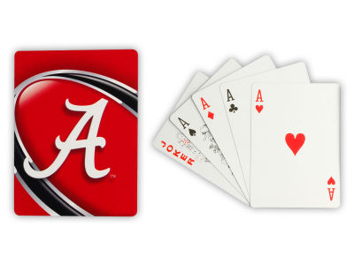 Alabama Crimson Tide Playing Cards