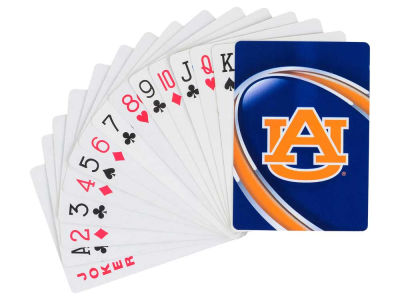 Auburn Tigers Playing Cards
