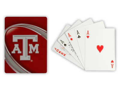 Texas A&M Aggies Playing Cards