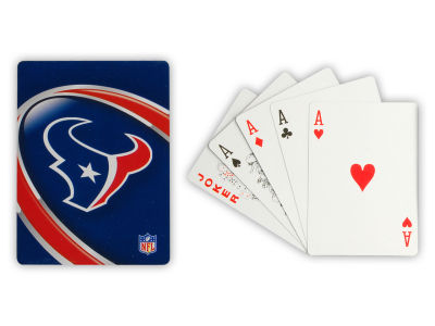 Houston Texans Playing Cards