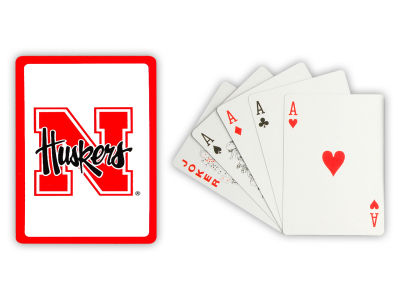Nebraska Cornhuskers Playing Cards