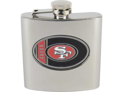 San Francisco 49ers Hip Flask