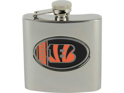 Cincinnati Bengals Hip Flask