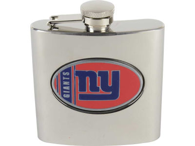 New York Giants Hip Flask